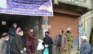 Coronavirus Lockdown: 53,205 households provided free ration in last 4 days in Srinagar