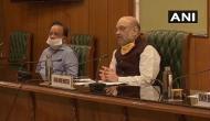 Coronavirus : दिल्ली में बिगड़ते हालत पर चर्चा के लिए CM केजरीवाल और एलजी से मिलेंगे गृह मंत्री शाह