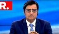 पत्रकार अर्णब गोस्वामी को सुप्रीम कोर्ट से राहत, कहा- तीन हफ्ते तक कोई कार्रवाई न करें