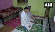 Coronavirus Lockdown: On first day of Ramzan, people offer prayers at home in Hyderabad