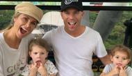 ऑस्ट्रेलियाई टीम की जर्सी पहनकर अपनी पत्नी के साथ डांस करते नजर आए डेविड वार्नर, वायरल हुआ वीडियो