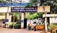 Delhi: Hindu Rao Hospital sealed temporarily after its nurse tests COVID-19 positive