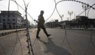 Security tightened in Srinagar amid lockdown