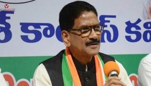 Ghulam Nabi Azad and some of his group of 23 friends do not want Rahul Gandhi to emerge strong : Shashidhar Reddy