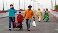 पैदल चलकर मुंबई से श्रावस्ती पहुंचे शख्स की कुछ देर बाद हुई मौत, 14 दिन में पूरी की 1500 KM की दूरी