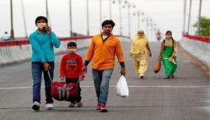 Coronavirus Lockdown: Migrants resort to desperate means to reach home