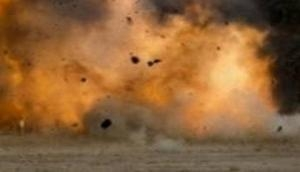 Nearly 20 injured as Taliban forces vehicle hits mine in Nangarhar