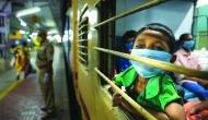 Covid-19 Lockdown: Train from Andhra Pradesh carrying 1,212 migrants leaves for Maharashtra