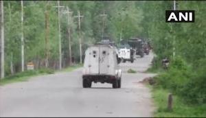 जम्मू-कश्मीर: हंदवाड़ा में 3 और CRPF जवान शहीद, कल 2 अफसर समेत 5 जवानों की गई थी जान