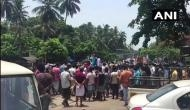 Kerala: Stranded migrant labourers protest, demand to be sent back to native places