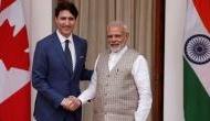 Coronavirus crisis boosts India Canada cooperation