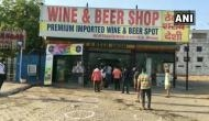 Haryana: Liquor stores reopen, government imposes 'COVID Cess'