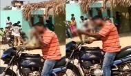 Bengaluru: Shocking! Drunk man bites off snake's skin; caught on camera