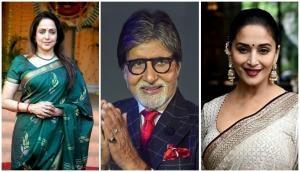 Amitabh Bachchan, Madhuri Dixit, Hema Malini extend Buddha Purnima wishes