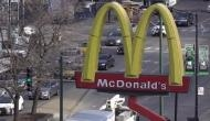 Insane! Two women open fire at McDonald's staff as dining room closed due to COVID-19 lockdown