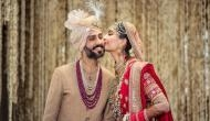 Sonam Kapoor-Anand Ahuja anniversary: Actress shares first ever pic couple clicked on second anniversary