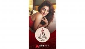 'Anveshi Jain Official App' top trending on iOS app store