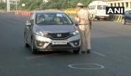 COVID-19 lockdown: Security checks continue at Delhi borders