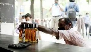 Lockdown 3.0: Tipplers need to apply for e-token in a bid to avoid long queues outside liquor shops in Delhi