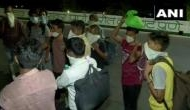 Migrant workers walking to go back to home state UP from Pune: 'We have no food, no money'