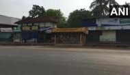 Covid-19: Streets in Kerala's Mallapuram deserted amid lockdown