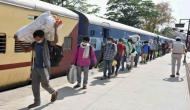 Coronavirus Crisis: South Western Railway operates special trains to ferry stranded migrant workers, students