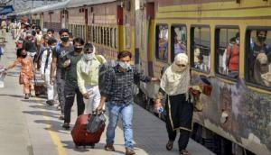 रेल यात्रियों के लिए बुरी खबर, 31 मई तक कैंसिल हो गई हैं ये सभी ट्रेनें, यात्रा से पहले यहां देख लें पूरी लिस्ट