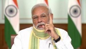 Go 'vocal for local': PM Modi appeals people to endorse local products