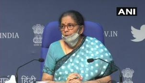 Nirmala Sitharaman's briefing begins: 'Economic package is to build self-reliant India'