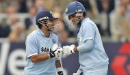 We would've scored 4,000 runs with 2 new balls, field restriction: Ganguly tells Sachin