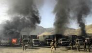 अफगान आर्मी बेस पर तालिबानी आतंकियों ने किया बड़ा हमला, कई लोगों के मारे जाने की आशंका