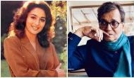 When one song on Madhuri Dixit snatched National Award from director Subhash Ghai