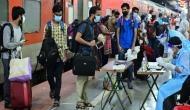 श्रमिक स्पेशल ट्रेनों की पीक डिमांड खत्म, राज्यों की मांग के अनुसार चलाई जाएंगी : रेलवे