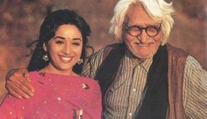 Saga of Madhuri Dixit's die-hard fan 'Madhuri fida' Husain aka MF Hussain