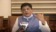 Piyush Goyal targets TMC, says time has come to give befitting reply to 'toll bazi' govt