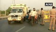 Lockdown 4.0: People commute through Delhi-Ghazipur border amid lockdown