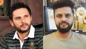 Suresh Raina lashes out at Shahid Afridi for his anti-India remarks