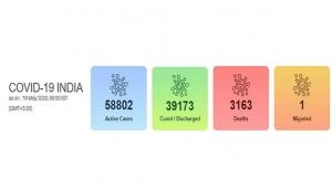 Corona Update: On Day 56 of lockdown, India's COVID-19 tally breaches 1 lakh mark