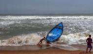 अम्फान से ओडिशा और पश्चिम बंगाल में तेज हवाओं के साथ बारिश शुरु, यहां मचा सकता है तबाही