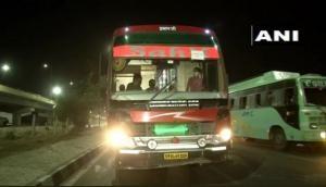 Coronavirus Lockdown: Buses carrying migrants leave Delhi-Ghazipur border; passengers complain of exorbitant ticket prices