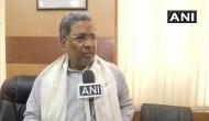 Siddaramaiah urges Karnataka CM to issue orders to withdraw FIR against Sonia Gandhi