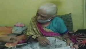 Coronavirus: 100-year-old patient in Indore recovers