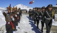 LAC पर चीन के साथ चल रहे तनाव के बीच सेना प्रमुख मनोज नरवणे ने किया लद्दाख का दौरा
