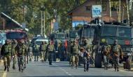 जम्मू-कश्मीर के कुलगाम में सुरक्षाबलों और आतंकियों के बीच मुठभेड़, दो आतंकी ढेर