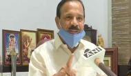 कोरोना वायरस: फ्लाइट से बंगलुरु पहुंचे केंद्रीय मंत्री सदानंद गौड़ा, नहीं किया क्वारंटीन नियमों का पालन