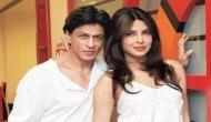 When Shah Rukh Khan-Priyanka Chopra was allegedly dating each other; see their unseen pics