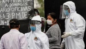 कोरोना वायरस का तांडव जारी, दुनियाभर में अब तक तीन लाख 77 हजार लोगों ने तोड़ा दम