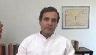 India on its way to win a 'wrong race', says Rahul Gandhi