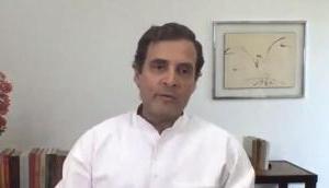 राम मंदिर भूमि पूजन पर राहुल गांधी ने कही बड़ी बात, भगवान के लिए लिखा- राम कभी घृणा में..