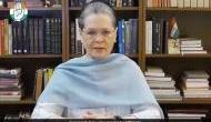 कोरोना संकट: सोनिया गांधी का मोदी सरकार को सुझाव- खजाना खोलिए और लोगों को राहत दीजिए